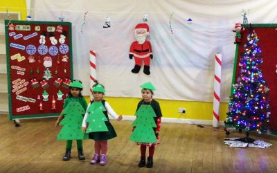 Christmas Video from the kids at Happy Hands Montessori Nursery