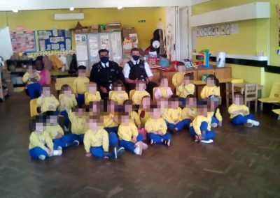Brondesbury photo gallery shows the facilities at our Brondesbury Montessori Nursery. We pixelate all photos of the children for security purposes.